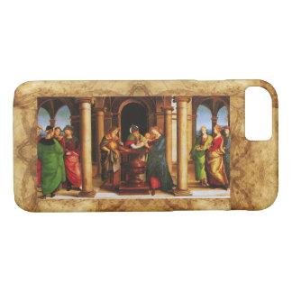 PRESENTATION OF JESUS TO THE TEMPLE iPhone 7 CASE