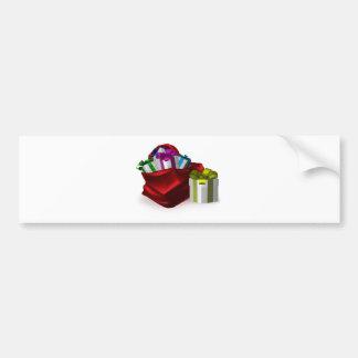 presents for everyone bumper sticker