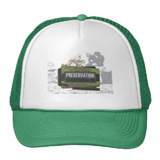 Preservation Tshirts and Gifts Trucker Hat