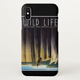 Preserve All Life iPhone X Case