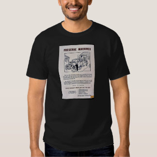 Preserve Machines Shirts