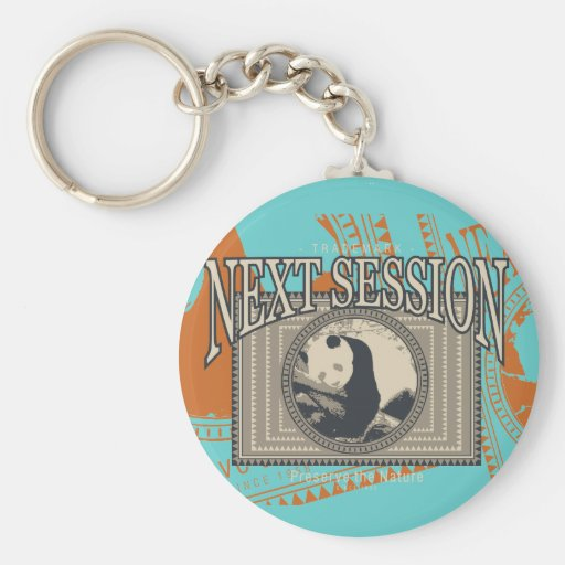 Preserve Nature Tshirts and Gifts Basic Round Button Key Ring