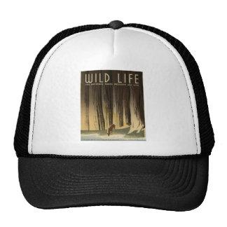 Preserve Wild life Hats