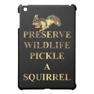 Preserve wildlife pickle a squirrel cover for the iPad mini