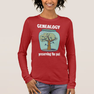 Preserving the Past Long Sleeve T-Shirt