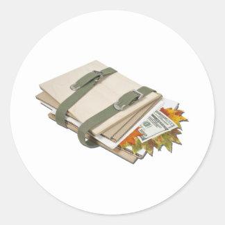 PreservingGreens110510 Round Sticker