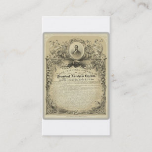Business cards lincoln uk choice image card design and card template abs business cards business card printing zazzle uk president abe lincoln inaugural address business card reheart reheart Choice Image