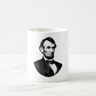 President Abraham Lincoln Graphic Coffee Mug