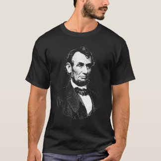 President Abraham Lincoln Graphic T-Shirt