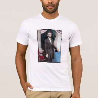 President Abraham Lincoln In Color T-Shirt