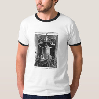 President Abraham Lincoln Lying In State T-Shirt