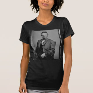President Abraham Lincoln Portrait by Mathew Brady Tshirts
