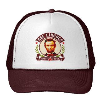 President Abraham Lincoln Portrait Cap