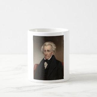 President Andrew Jackson Mugs