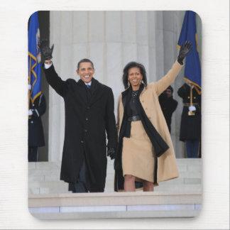 President Barack & Michele Obama Mousepad