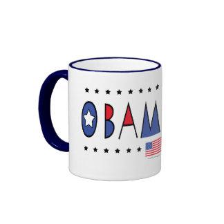 President Barack Obama 2012 Gear Coffee Mugs