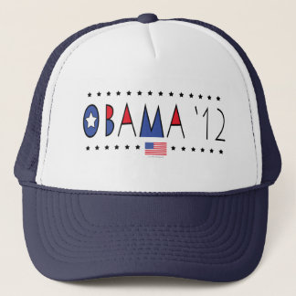 President Barack Obama 2012 Gear Trucker Hat