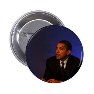 President Barack Obama 6 Cm Round Badge