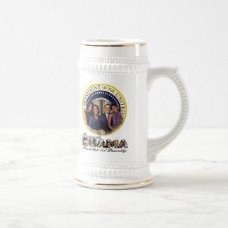 President Barack Obama and First Family Coffee Mug