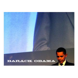 President Barack Obama - Customizable Postcard