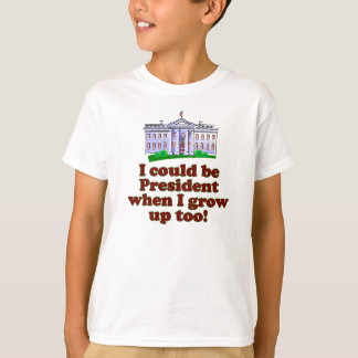 President Barack Obama Kids T-Shirt