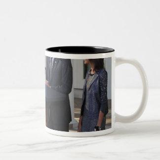 President Barack Obama pardons the Two-Tone Coffee Mug