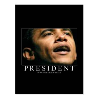 PRESIDENT BARACK OBAMA POST CARDS