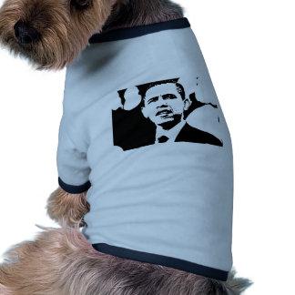 President Barack Obama Ringer Dog Shirt