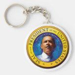 President Barack Obama Seal Keychain
