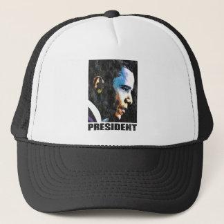 President Barack Obama Vintage Trucker Hat