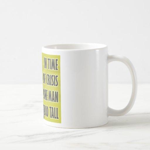 President Barack Obama Yellow Coffee Mug