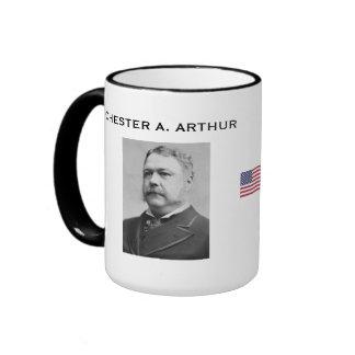 President Chester A. Arthur* Mug