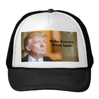 President Donald Trump - Make America Great Again! Cap