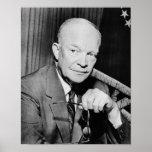 President Dwight Eisenhower Print