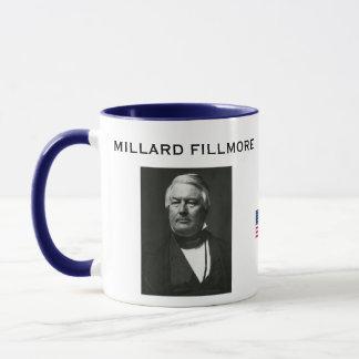 President Fillmore, Millard Mug