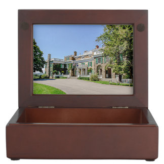 President Franklin D. Roosevelt's (FDR) Mansion Memory Box