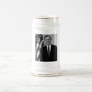 President George H. W. Bush Coffee Mug
