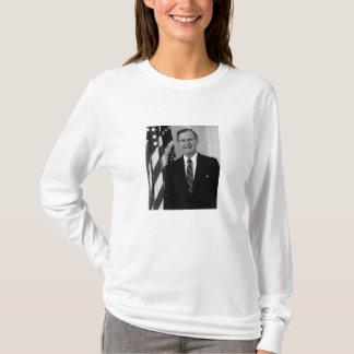 President George H. W. Bush T-Shirt