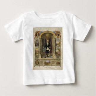President George Washington as a Freemason Infant T-Shirt