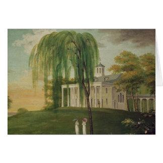 President George Washington Card