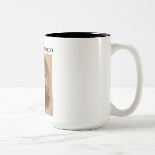 President George Washington Coffee Mug!