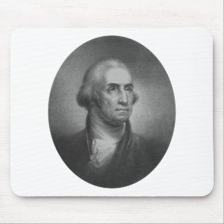 President George Washington Mousepad