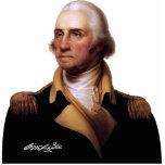 President George Washington Photo Sculptures