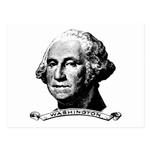 President George Washington Post Cards