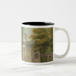 President George Washington Two-Tone Coffee Mug