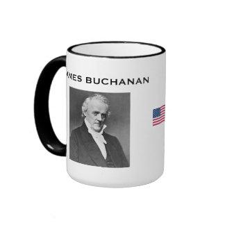 President James Buchanan Mug