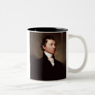 President James Monroe Portrait Mug