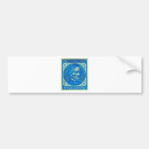 President Jefferson Davis Bumper Stickers