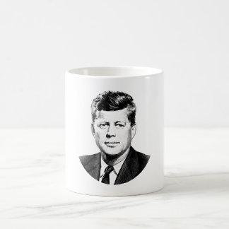 President John F. Kennedy Graphic Coffee Mug