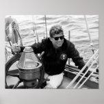 President John Kennedy Sailing Posters